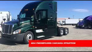 100 Arrow Truck Sales Tampa Fl 2014 Freightliner Cascadia Evolution YouTube