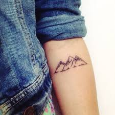 Mountain Tattoos Designs Ideas And Meaning