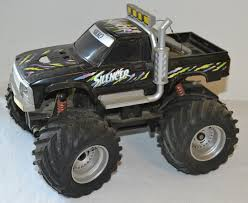 VINTAGE NIKKO SILENCER Remote Control RC Monster Truck - $9.99 ...