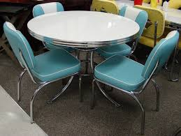 Kitchen And Table Chair Retro 50s Chairs Vintage Formica Furniture 1950s