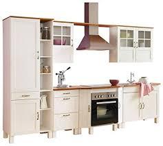 landhaus küche alby 7 tlg weiß ohne elektrogeräte