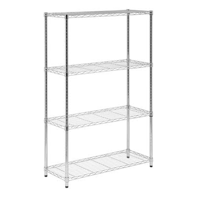 Adjustable Wire Shelving Unit - 54 x 36 x 14''