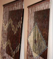 Doorway Beaded Curtains Wood by Remarkable Curtains For Doorways And Wooden Curtains For Doorway