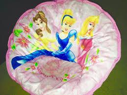 disney princess princesses mini saucer chair comfy comfortable