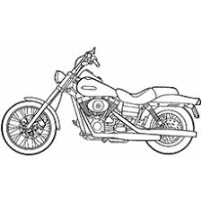 Classy Motorcycle Superbike Coloring Pages To Print