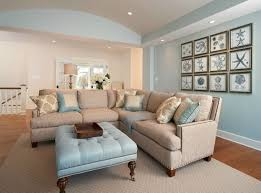 light blue walls in living room 4744
