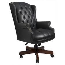 stunning design for leather tufted office chair 18 tufted leather