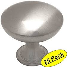 Satin Nickel Cabinet Pulls Amazon by Satin Nickel Cabinet Knobs By Southern Hills Brushed Nickel