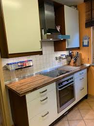 gebrauchte ikea küche in gutem zustand