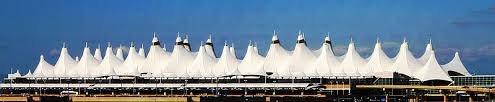 Denver International Airport Murals Horse by Sinister Sites The Denver International Airport