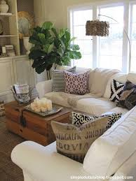Adorable Cozy And Rustic Chic Living Room For Your Beautiful Home Decor Ideas 52