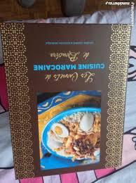 livre de cuisine marocaine achetez livre les carnets de occasion annonce vente à trappes 78