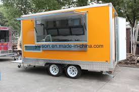 China Mobile Food Truck For Sale Saudi Arabia - China Mobile Food ...