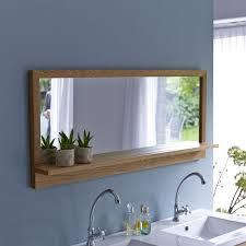 spiegel aus eiche 120x50 easy spiegel tikamoon diy