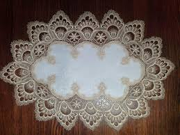 25 Lighters On My Dresser Mp3 Download amazon com large placemat or doily with gold european lace and