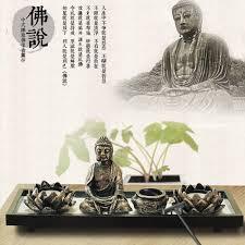 Koehler Home Decor SSKHDD1156 29375 Light Up Zen Buddha Fountain