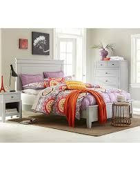 Macys Bedroom Sets by Kamron Bedroom Queen 3 Piece Set Bed Nightstand And Chest