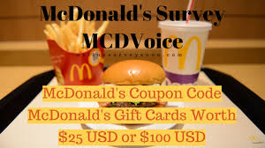 MCDVOICE】 McDonald's Survey At Www.mcdvoice.com 🤑 Win Gift ... Mcdvoicecom Customer Survey 2019 And Coupon Code Mcdonalds Survey Coupon Chick Fil A Receipt Code September 2018 Discounts Kroger Coupons On Card Actual Store Deals Mcdvoice Free Sandwich Offer Mcdvoicecom Wonderfull Mcdvoice Rules Business Personalized Mcdvoice Ways To Complete It Procedures And Tips Mcdvoice Mcdonalds At Wwwmcdvoicecom Online For Surveys The Go 28 Images How To Get Free Wwwmcdvoicecom Sasfaction Coupon Www Com 7 Days Mcdvoice