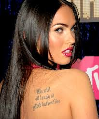 The Worst Celebrity Tattoos Best Ever