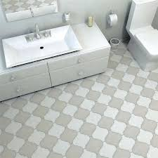 somertile 8x8 inch morocco provenzale white porcelain floor and
