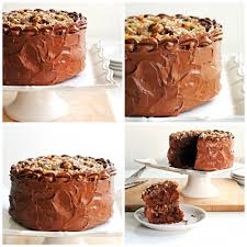 Chocolate cake recipe pictures step step