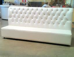 DEEP TUFTED BANQUETTES FOR NY DESIGN EXPO   Calmoda Furniture Mfg ... Diy Tufted Kitchen Banquette All Images Make An Easy Entryway Fniture Bench Breakfast Nook Ikea How I Built A Channel Storage A Beautiful Mess Stupendous High Back Seating Booth Pictures On Fabulous Table Avec Ding Tables Corner With Amazoncom Baxton Studio Owstynn Gray Linen Modern Accommodation For Bedroom Curious Small Tags Mudroom Seat Cushions Uk Sale Full Size Of French Upholstered Bench Set Thin Curved Curve Round And