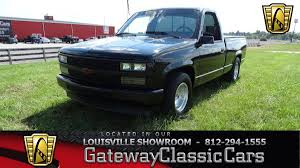 100 Chevy 454 Ss Truck 1990 Chevrolet CK1500 For Sale 2167136 Hemmings Motor News