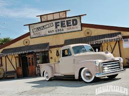 100 Low Rider Truck 1952 GMC Rider Magazine