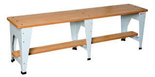 Locker room bench traditional steel BANC FI 1500 MEGABLOK S A