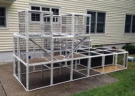 cats on deck catsondeck customer cat enclosure photos