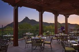 The Patio At Las Sendas by Best Places To Watch A Sunset In Phoenix The Sheet Blog