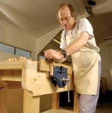 ultimate workbench woodworking plans and information at