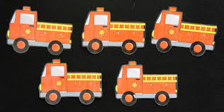 100 Fire Trucks For Toddlers Sunflower Storytime