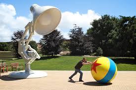 Luxo Jr Lamp Model by Pixar A Story In 2 Min 12 Sec Roberta U0027s Blog