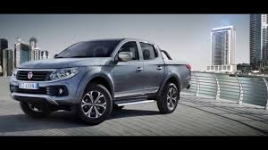 100 Fiat Pickup Truck New Fullback Pickup Unveiled At 2016 Getting There Silent