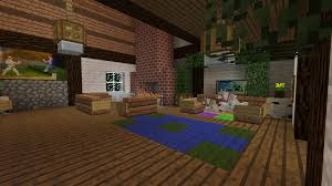 Minecraft Themed Bedroom Ideas by Minecraft Living Room Designs U0026 Ideas Youtube Pertaining To Modern