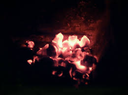 Coal Burn Fire Gif Loop Calm Relax Aesthetic Original Photographers Reality Photo Photogrpahy Artists On
