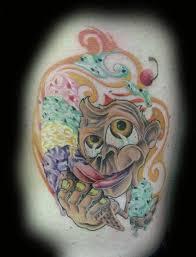 De 21 Basta Monkey 3d Tattoo Bilderna Pa Pinterest