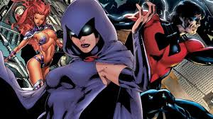 Halloween Wars Season 1 Cast by Raven Cast In Titans Live Action Dc Series Teen Titans