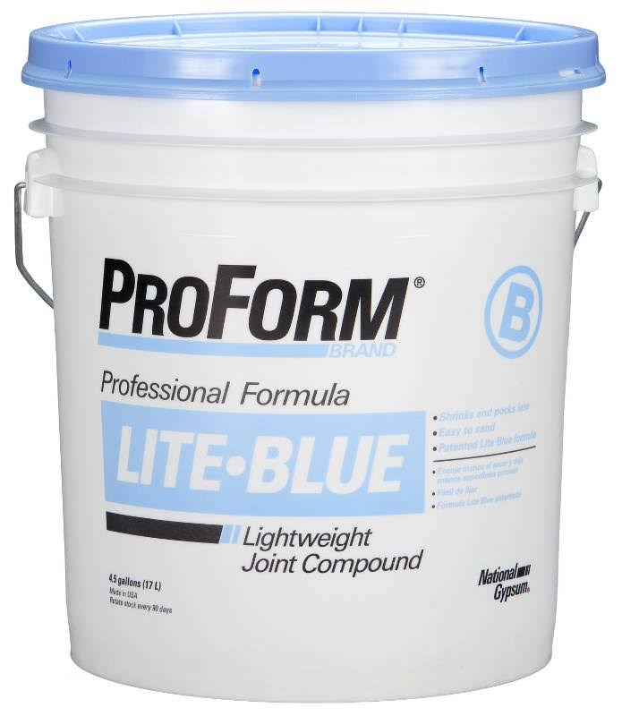 ProForm 4.5G. Lite Blue Pre-Mixed Joint Compound