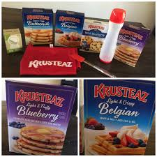 Krusteaz Pumpkin Pancakes by Krusteaz Baking Mixes Celebrates Breakfast For Dinner Night Giveaway