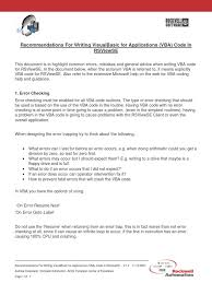 Recommendations For Writing VisualBasic For Applications ... Error Handling Techniques On Resume Next Goto Label Handling In Rxjs Kostia Palchyk Medium Free Download 51 Resume Questions 2019 Template Example Onerrorresumenext Automated Malware Analysis Report For Ach Payment Advicedoc Siglawdoc Generated Loop Vba Hudsonhsme Runpython Raises Error 70 Permission Denied Issue 821 References The Complete Guide For 10 Excel Vba Basics 16c Errors Determine If There Was An Abstract Url From Hyperlink On Next Vba Not Working