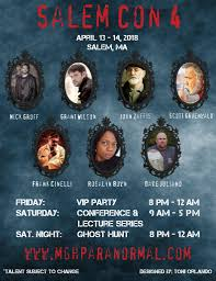 Salem Ma Halloween Events 2016 by Mass Ghost Hunters Paranormal Society