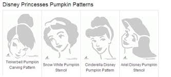 Ariel Silhouette Pumpkin Stencil by Pumpkin Carving Patterns The Top 10 Best Sites Out There All