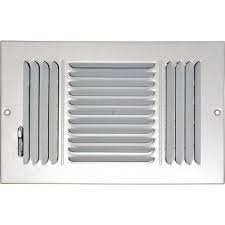 Ceiling Vent Deflector Amazon by Truaire 14 In X 8 In 3 Way Wall Ceiling Register H103m 14x08