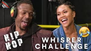 Marlon Wayans Halloween by Hip Hop Whisper Challenge W Marlon Wayans Youtube