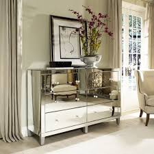 6 Drawer Dresser Cheap by Mirrored Dresser Cheap Nicolette Bedroom 6 Drawer Finish