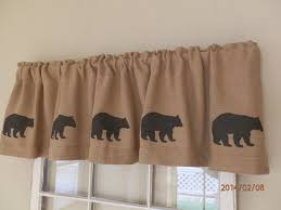 Country Valances For Living Room by Curtains Burlap Kitchen Valance Plaid Curtains For Living Room