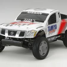 100 Nissan Titan Truck Rc Racing Dt02 Tamiya USA