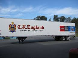 100 Cr England Truck CR CR 53 Dry Freight Roadside S